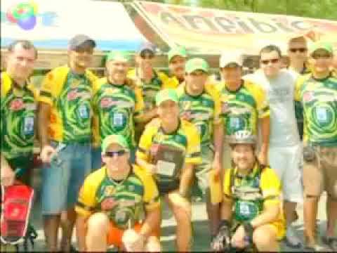 Esos locos que corren en bicicleta