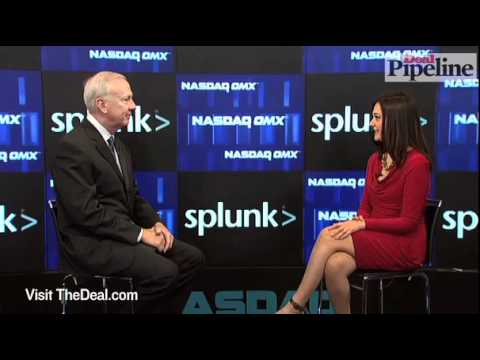 Splunk CEO talks $229.5M IPO