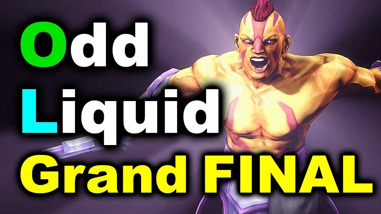 Liquid vs Planet Odd - GRAND FINAL - DreamLeague 7 DOTA 2
