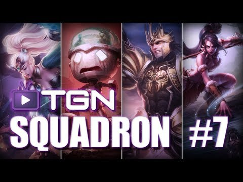 "► TGN Squadron - (S3, Ep. 7) - ""Versus The Zoo"""