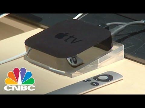 Apple To Unveil TV Plans | Tech Bet | CNBC