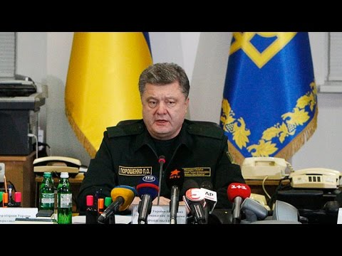 #Ukraine | EU police mission? Poroshenko wants peacekeeper presence in Ukraine