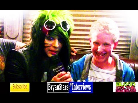 Blood On The Dance Floor Interview #3 Dahvie Vanity & Jayy Von Monroe 2013