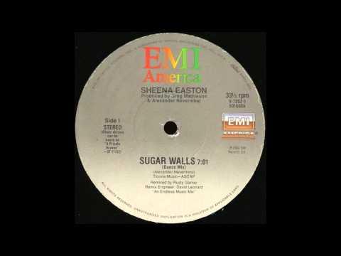 Sugar Walls (Dance Mix) - Sheena Easton
