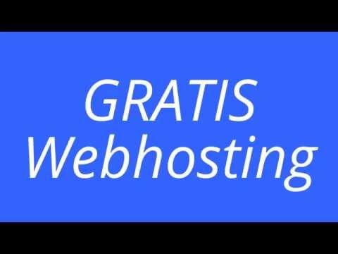 Gratis Webhosting Het kan echt wel!!!