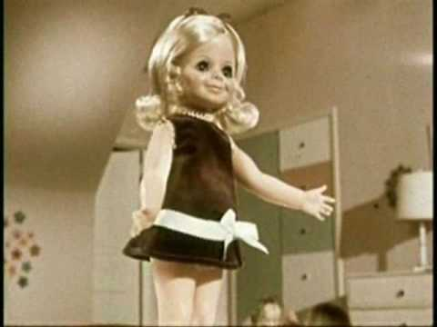 Very Creepy Doll Commercial From The 60's