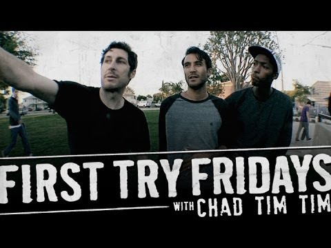 Chad Tim Tim - First Try Friday at Westchester