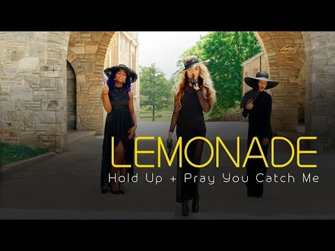 Beyonce LEMONADE Cover | Short Film - Pray You Catch Me, Hold Up