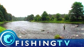 Salmon Fishing The Dess Salmon Fishery - Fishing TV
