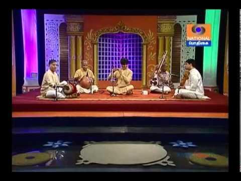 Carnatic Flute JA Jayanth  03 Thaye Yasodha Thodi