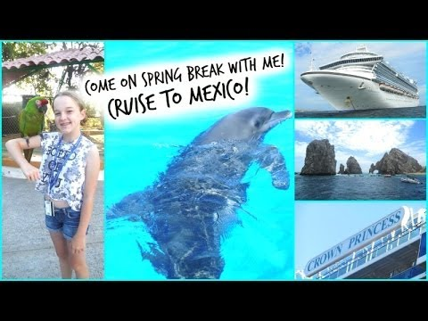 Come on Spring Break with me!   Cruise to Mexico 2014