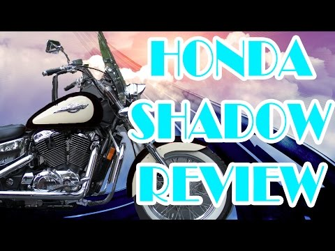 COMFY CRUISER || 1997 Honda Shadow Spirit 1100 Test Ride || NISMOTO