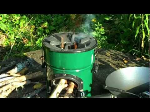Countertop Rocket Stove : Portable Rocket Stove Pizza Oven How To Save Money And Do It ...