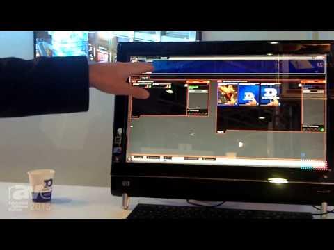 ISE 2015: Daktronics Introduces Show Control Live Event Control System