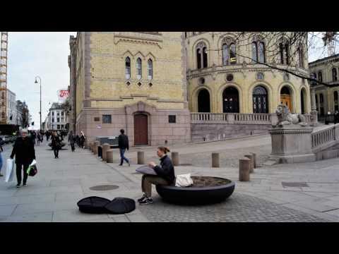 Vi er Oslo Trommeren pГ Stortinget