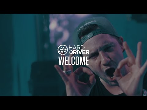 Hard Driver Welcome retronew