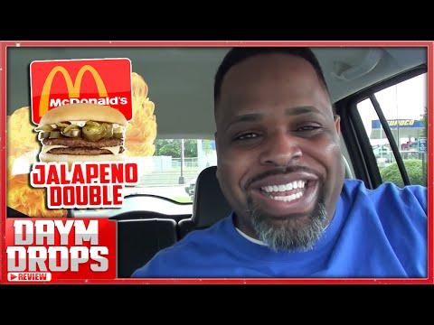 McDonald's Jalapeño Double