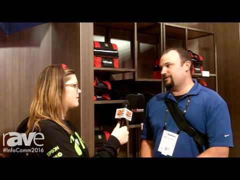 InfoComm 2016: Meredith Morrow Interviews Attendee After the Show