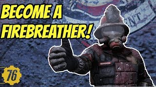 Become A Firebreather! | Fallout 76 Fire Breather Quest |