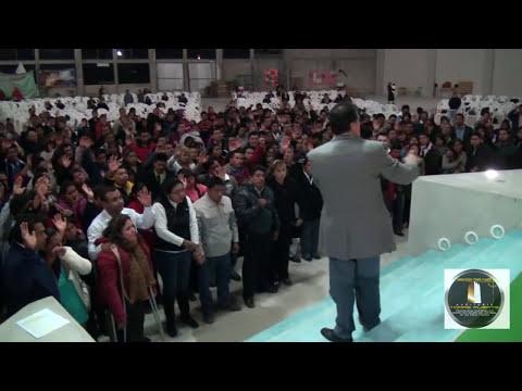 CONFERENCIA PARA MATRIMONIOS, PASTOR Y PROFETA JOEL LEGASPI