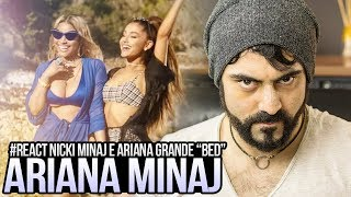 "Download Lagu REAGINDO a Nicki Minaj – ""Bed"" feat  Ariana Grande Gratis STAFABAND"