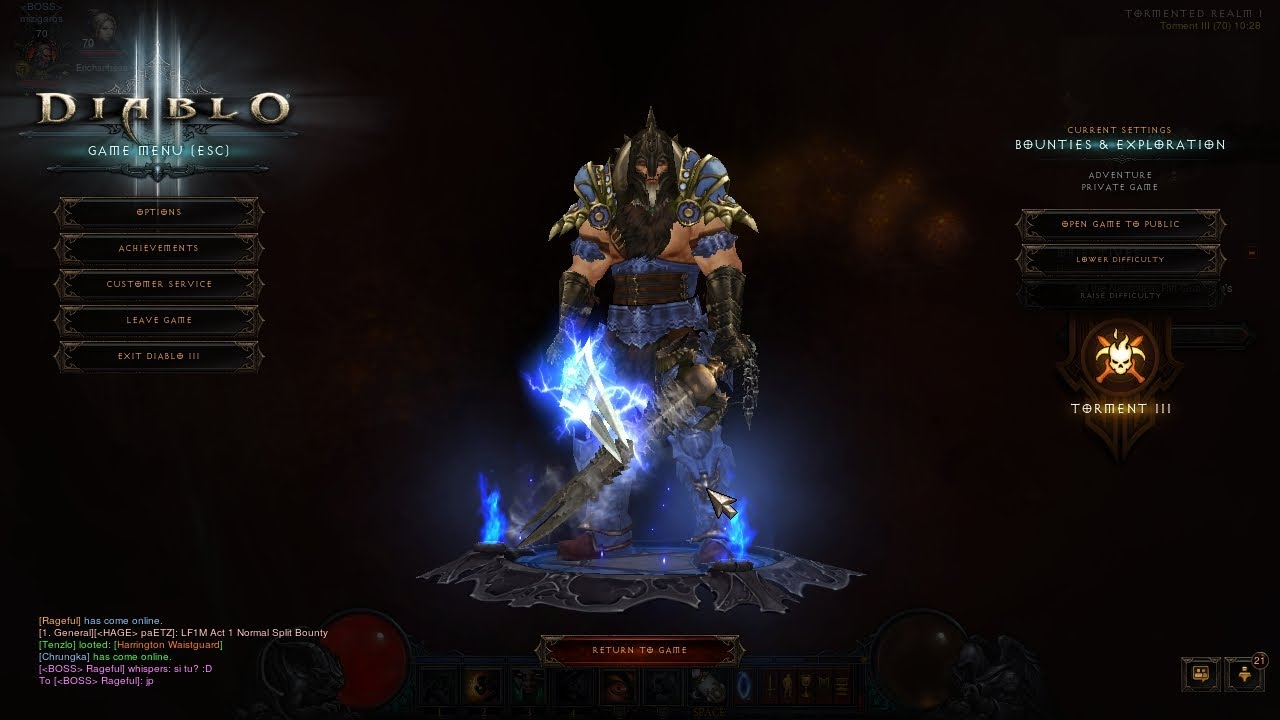 how to find sets in diablo 3