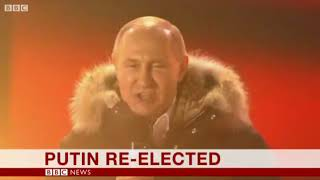 BBC one minute world news 19th March 2018