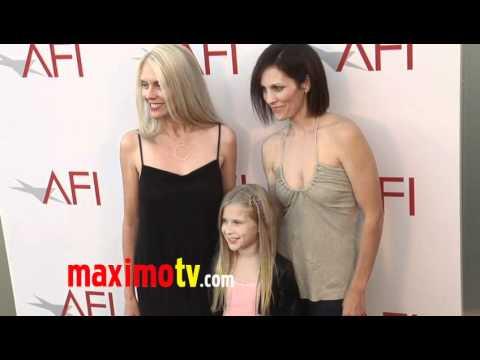 COMMERCE Premiere Screening Arrivals Annabeth Gish, Kelly Hu, Eddie Izzard thumbnail