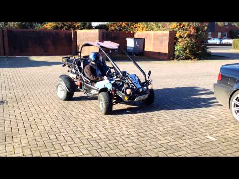 Road Legal HammerHead on/off road 250cc Buggy for sale £2500