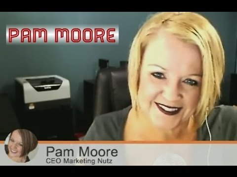 Insane Twitter Marketing With Pam Moore The  Marketing Nut
