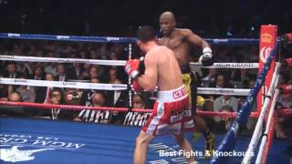 Floyd Mayweather Highlights 2015   THE GOD OF DEFENSE