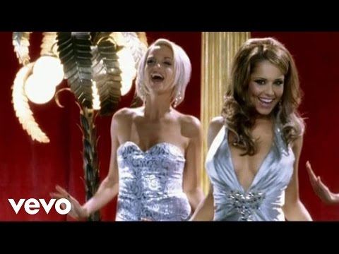 Girls Aloud - I Think We're Alone Now - Tied-Up Ending Video