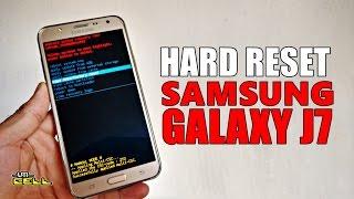 Hard Reset no Samsung Galaxy J7 (SM-J700) #UTICell