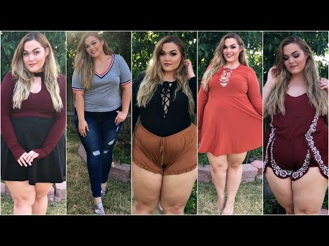 HUGE Clothing Haul + Try-On | Forever 21, BooHoo & More! August 2016