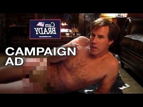 The Campaign - Cam Brady Politic Ad (2012) Will Ferrell Movie