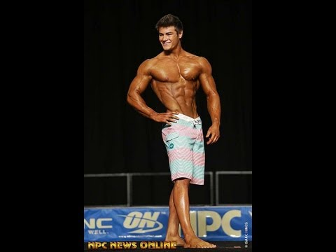 Muscular Development Interviews Overall Jr Nationals Champion IFBB Pro Jeff Seid
