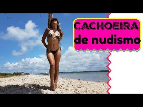 EP. 120 - Cachoeira de nudismo!! Será???  Loira da Kombi