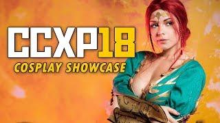 CCXP 2018 - COSPLAY SHOWCASE