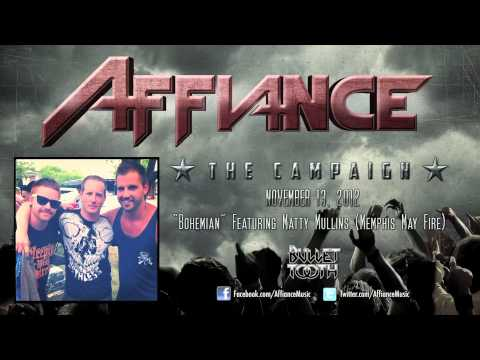 "Affiance ""Bohemian"" (Featuring Matty Mullins from Memphis May Fire)"