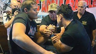 NYC International Arm Wrestling Championships 2018