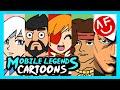 Mobile Legends: COMPILATION episode 1 - 6 (CARTOON)