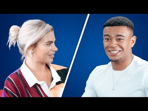 Megan Puts Wes To The Test In The Capital Couple Quiz