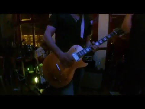 The Cream Horns performing Are you gonna be my girl/GAY BAR/Song 2 30/04/16