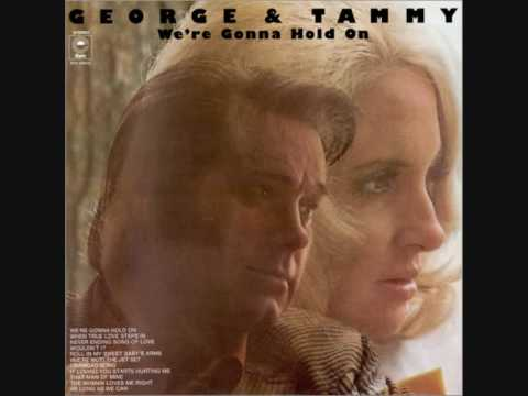 George Jones - When True Love Steps In