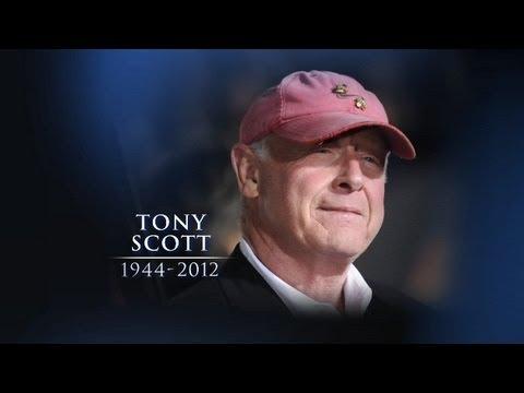 Tony Scott, Director Of 'Top Gun,' Dead In Apparent Suicide