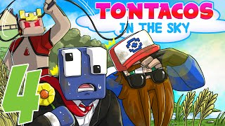 Tontacos In The Sky - Ep. 4 - Roca y hoja