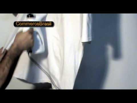 Vaporizador Higienizador de Roupas Compacto Portátil 800w Vicini