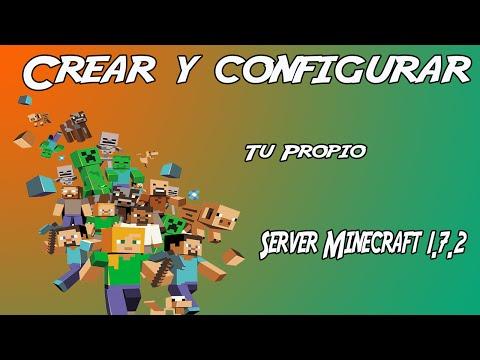Como Crear un Servidor de Minecraft 1.7.2 con Mods Sin Hamachi