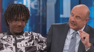 Teen Says He Wants Dr. Phil To Change His Family's Views On Marijuana