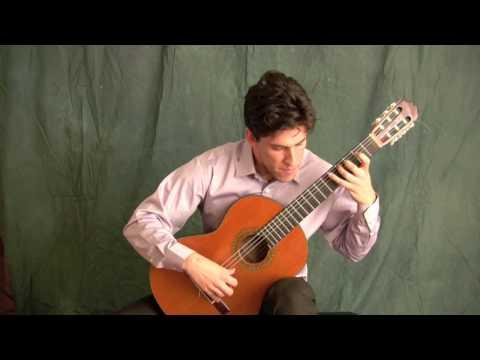 Jorge Morel -- Sonatina (III. Allegro)